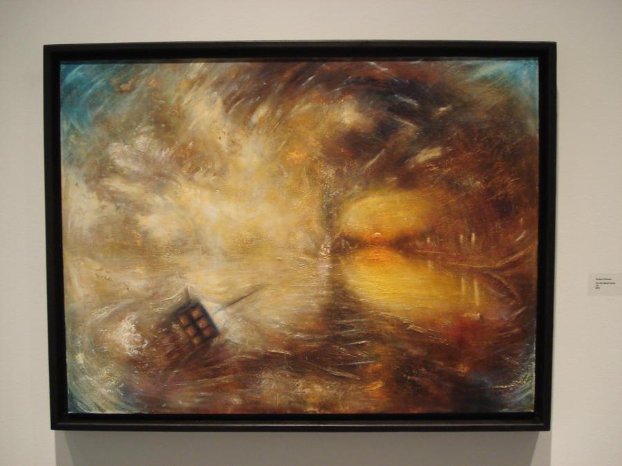 Turner-ee painting by RobeG27