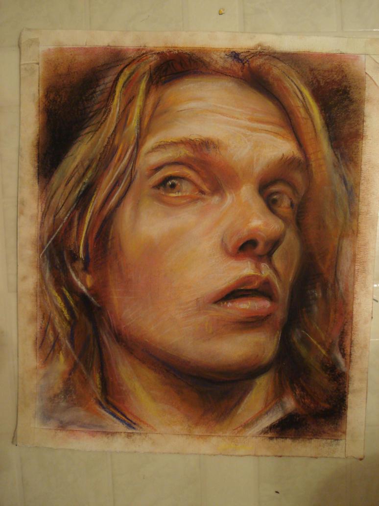 Selfportrait by RobeG27