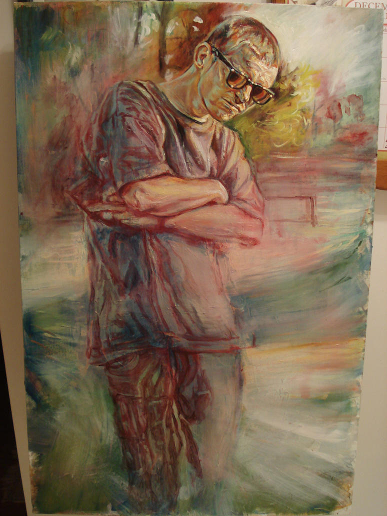 brent moar by RobeG27