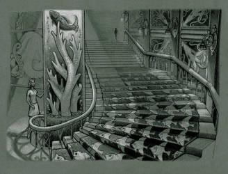 Club Escher by Agent-Inspire