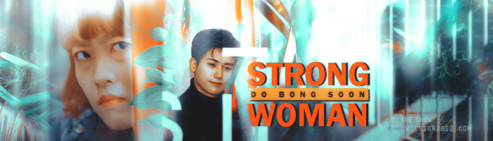 Strong Woman Do Bong Soon by Alkindii