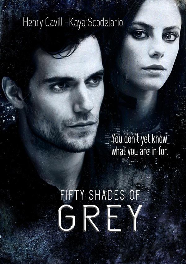 Fifty Shades Of Grey Movie Poster By Azarela90 On Deviantart
