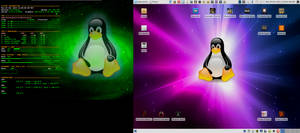 March Desktop 2014 - Arch Linux and Xfce 4.10