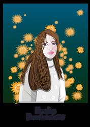 self portrait by windinthehair