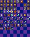 fire emblem armas by blazt01