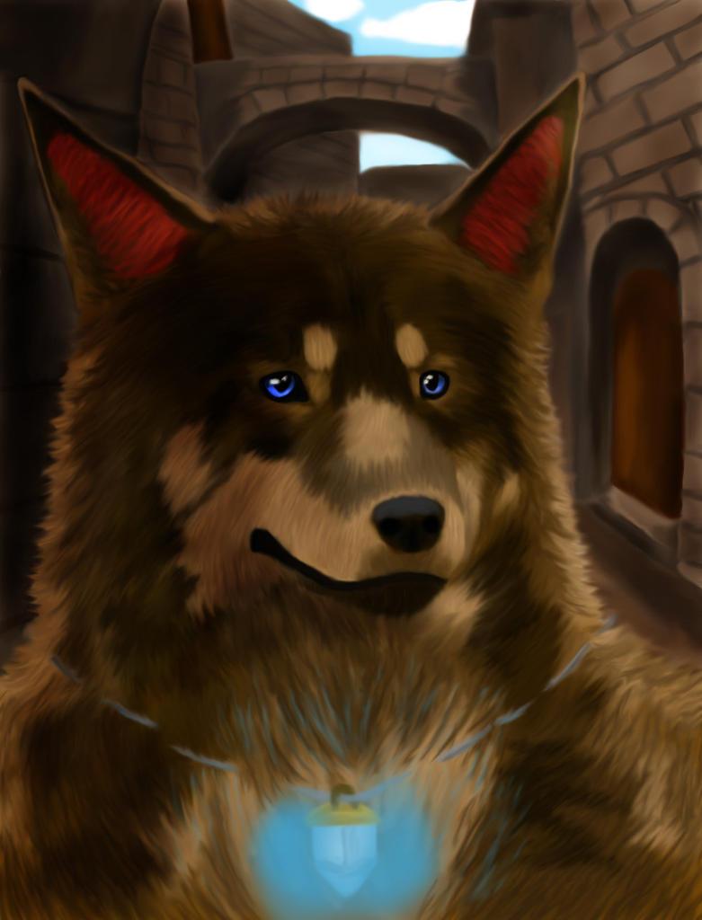 realistic werewolf raider by felondog on deviantart