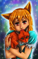Foxy Fox Gift by FelonDog