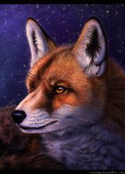 Red Fox by FelonDog