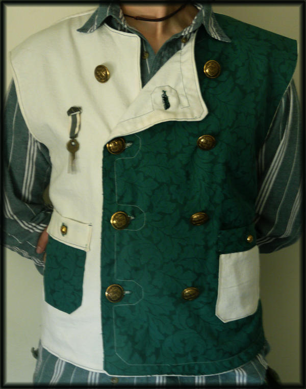 military vest by wandmakersguild