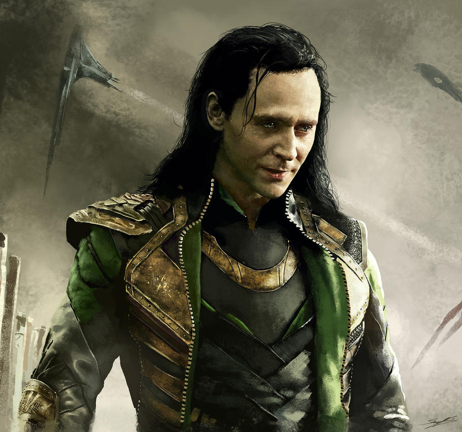 The Dark World Loki by ScoffsArt on DeviantArt