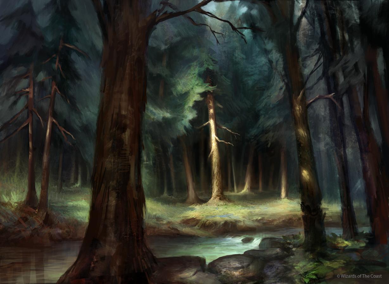 Forest Mps Lands By Adampaquette On Deviantart