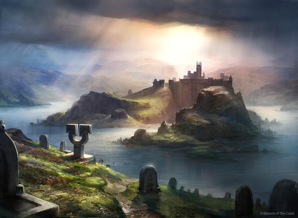 Island mps lands by adampaquette on deviantart - Magic land wallpaper ...
