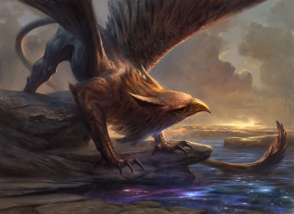 Griffin Dreamfinder
