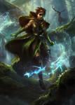 Freyalise: LLanowar's Fury