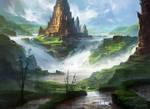 Island (Water Temple)