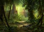 Forest (Tarkir)
