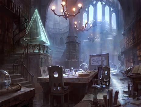 Jace's Sanctum