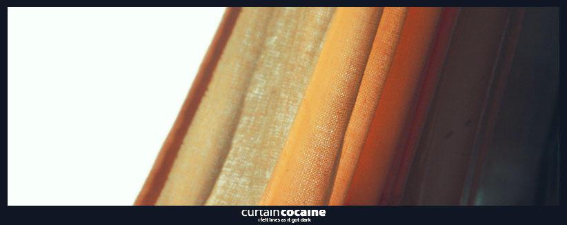 curtaincocaine by p2kio