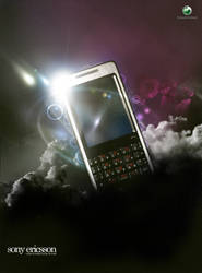 Sony Ericsson P1i by gbn01
