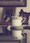 portraits and tea