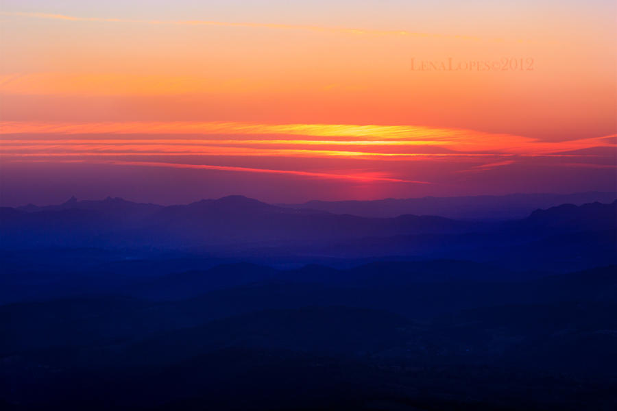 twilight hour by LyraWhite