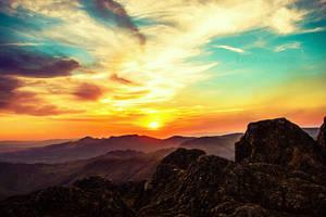 Highlight On The Hill II by LyraWhite