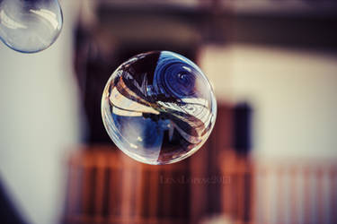 swirl bubble by LyraWhite