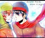 South Park- stan x kyle -2