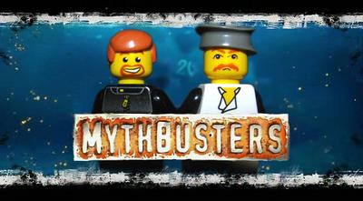 Lego MythBusters by Bleu-Ninja