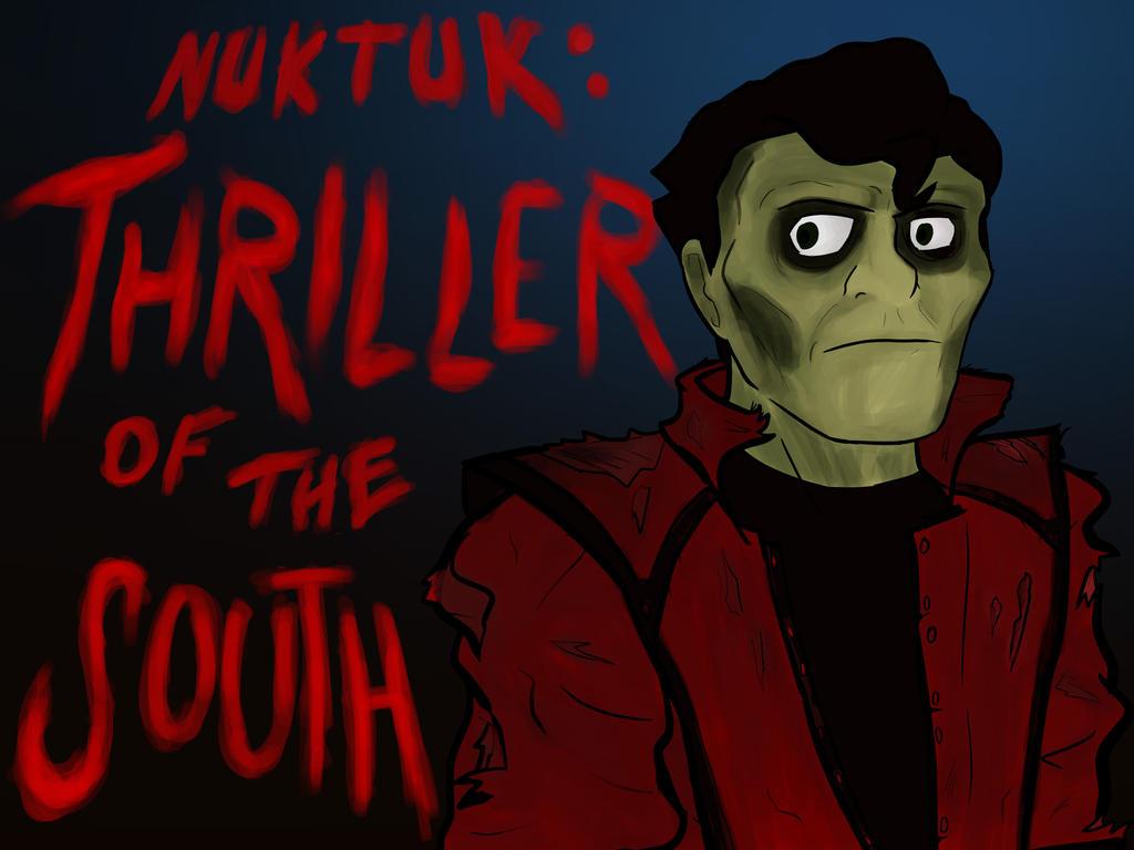 Nuktuk: Thriller of the South by Bleu-Ninja