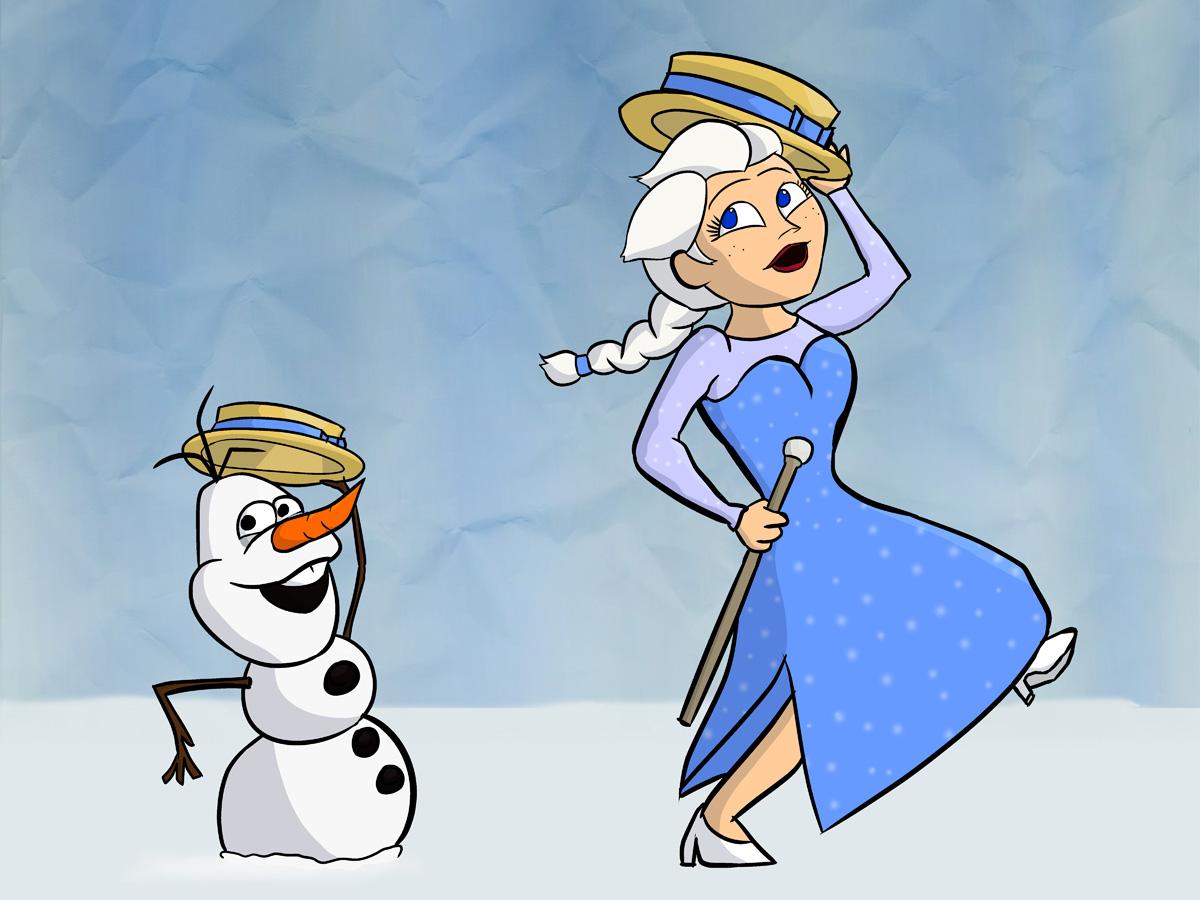 Frozen by Rankin-Bass by Bleu-Ninja