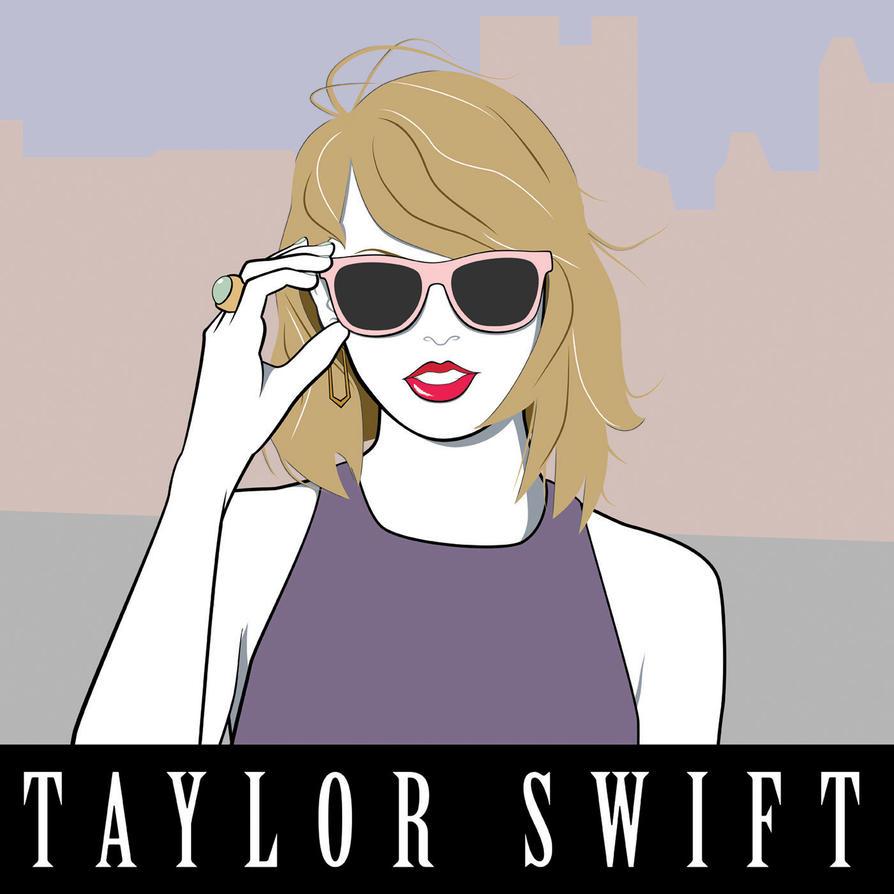 Taylor Swift by Bleu-Ninja