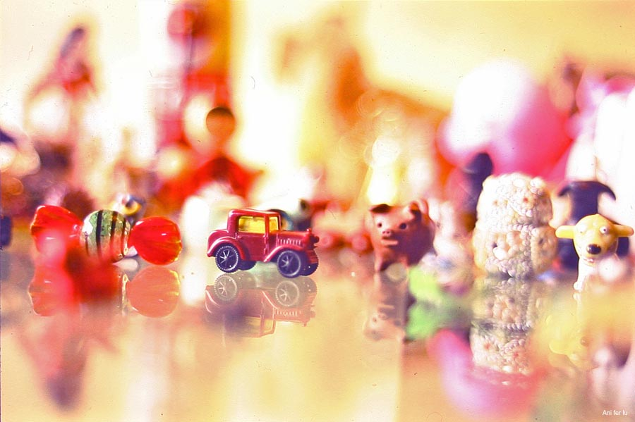 Little Toys by aniferlu