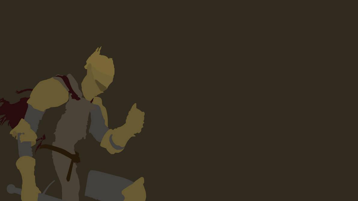 Dark Souls Minimalist Wallpaper 1920x1080 By Bennyxminimalised On