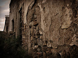 Old wall by cestnms