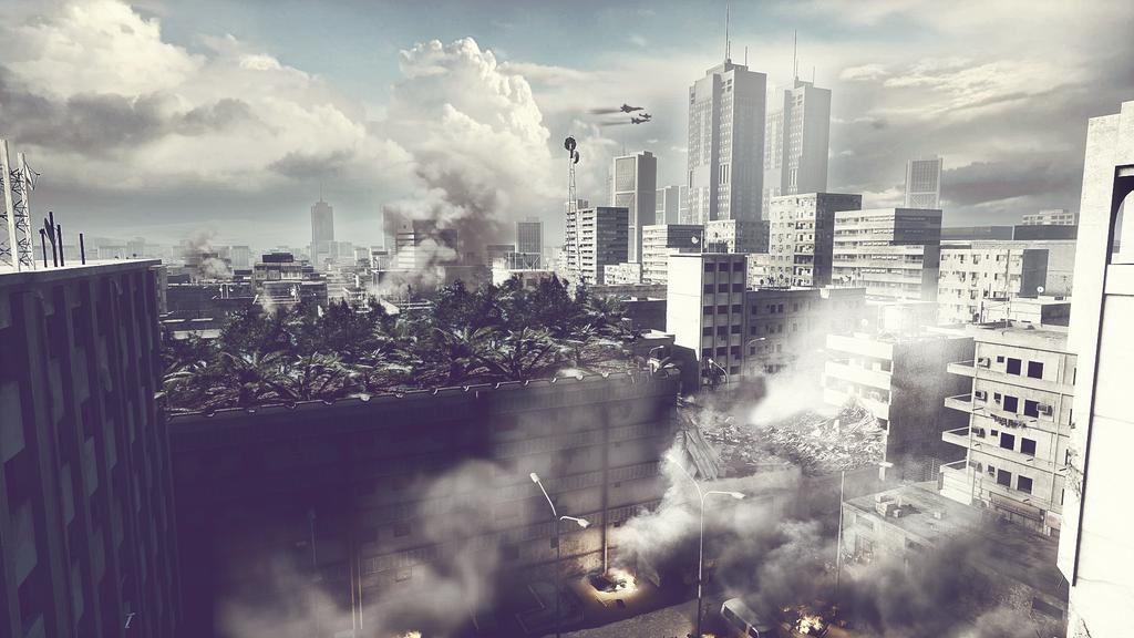 Destruction. by cestnms