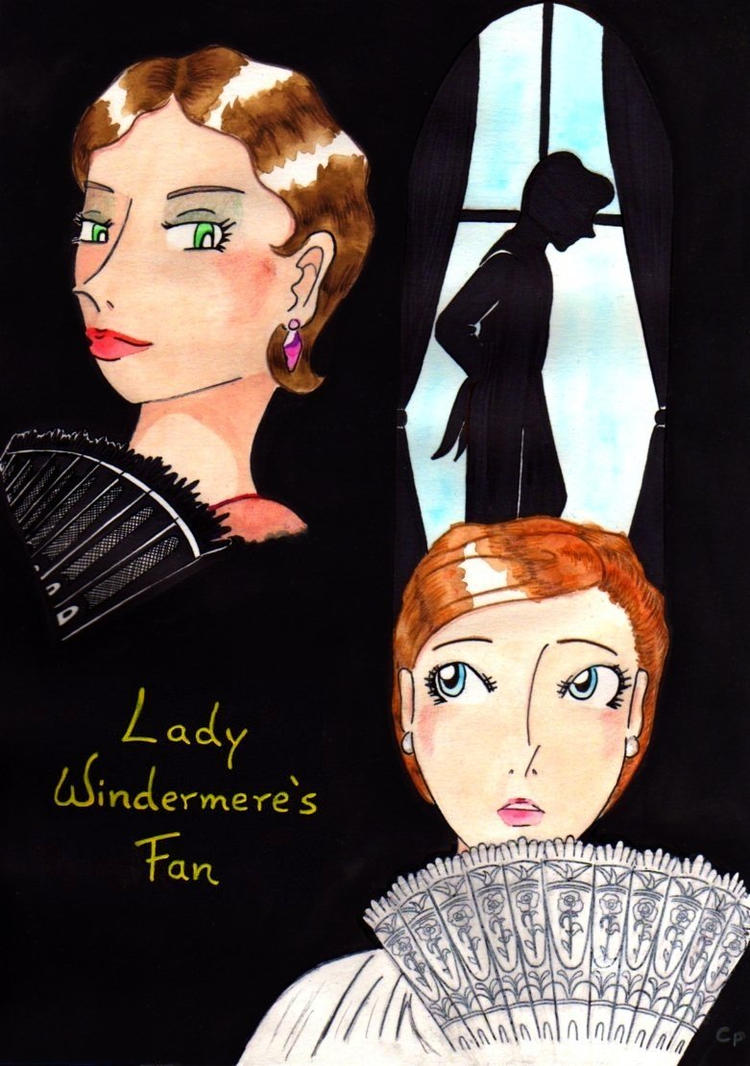 lady windermere s fan This production of lady windermere's fan will leave you none the wiser  it is  left to jennifer saunders's duchess of berwick to make the issue.