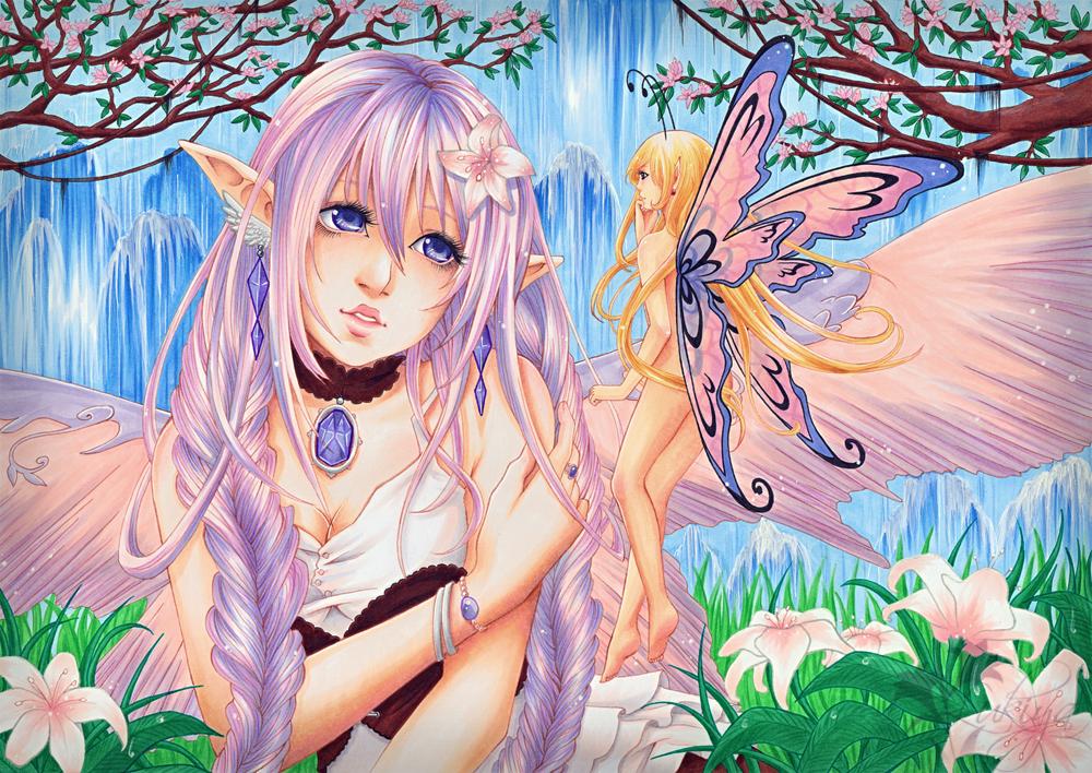 Fantasy Garden by Lukiya