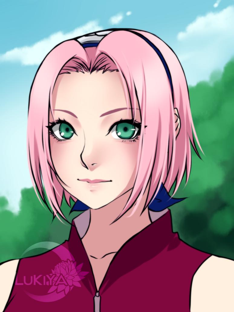 Sakura haruno deviantart
