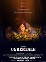 Disney's 'Undertale' by DarkOverlord1296