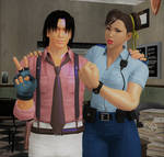 SFxTK: Asia's Finest Police Force!