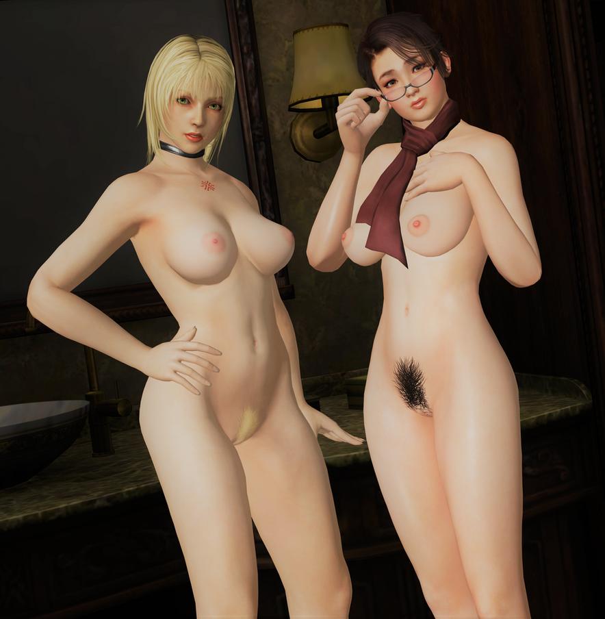MIZUKI/IRENE: 'Oh! You're early!' by DarkOverlord1296