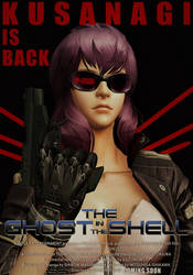 The Ghost in the Shell by DarkOverlord1296
