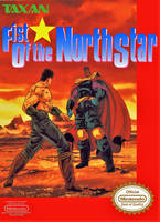 Fist of the North Star (Fan-made NES cover)