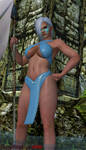LISA: The Atlantean Warrior by DarkOverlord1296