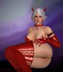 DOA ~ Christie, The Devil by DarkOverlord1296