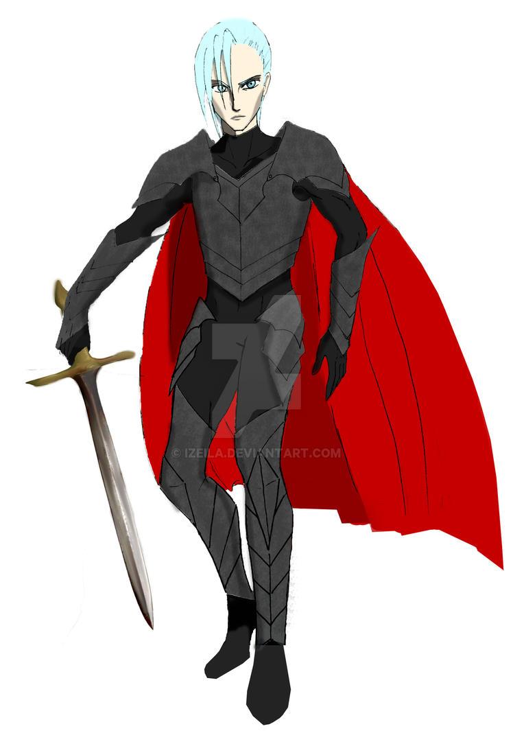HERO 1 by Izeila