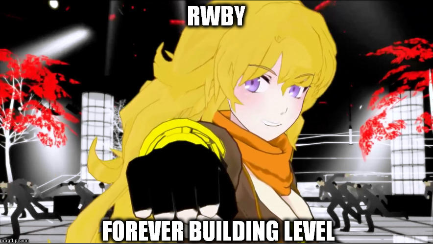 Karma is a Bitch (Adam vs Yang) by kyoandyuya on DeviantArt