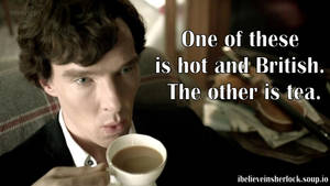 Sherlock - hot and British by Aine0686