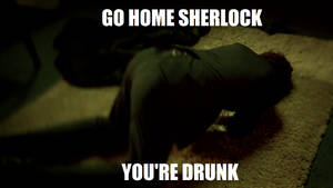 Go home Sherlock by Aine0686
